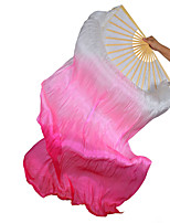 Belly Dance Stage Props Women's Performance Silk Ruched 1 Piece