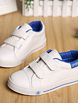 Boy's Sneakers Spring Fall Comfort Canvas Casual Blue Red White