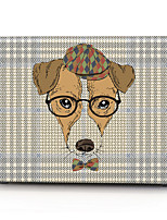 Glasses Dog MacBook Computer Case For MacBook Air11/13 Pro13/15 Pro with Retina13/15 MacBook12