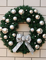 christmas ball décoré guirlande 50cm