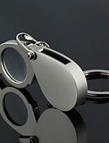 Хром Брелок сувениры-1 Пьеса / Установить Брелки По заказу покупателя Серебряный