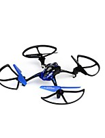 Lishitoys L6052W WIFI FPV Headless Mode 2.4G 4 Channel RC Quadcopter with Camera 6 Axis Gyro 3D Eversion UFO - BLUE