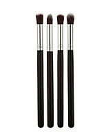 4 pcs Eyeshadow Brush Synthetic Hair Limits bacteria / Portable Wood Eye Others