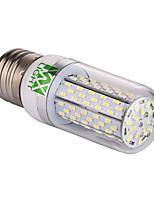 7W E26/E27 Ampoules Maïs LED T 120 SMD 3014 550-650 lm Blanc Chaud / Blanc Froid Décorative V 1 pièce