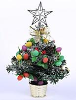הובלתי אור עץ חג המולד צבעוני מנורת אווירת קישוט חידוש תאורת חג המולד