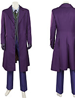 Cosplay Costumes /  Superhero Movie  Clown Costume cosplay/Superhero  Halloween Costumes Custom Made