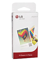 Lg Paste Paper 30 Photos For Ps2313 Popo Printing Machine Mobile Phone Special Original Polaroid
