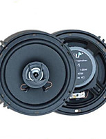 lefu cabeça tom de car audio altofalante do carro modificado definido par coaxial de 6 polegadas l6-1