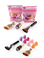 5 Concealer/Contour+Concealer+Others+Powder Puff/Beauty Blender / Makeup Brushes Dry FaceCoverage / Concealer / Lifting & Firming /
