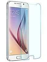 para la galaxia s6 templado de protector Samsung Galaxy S6 de pantalla de cristal