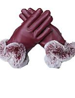 automne et hiver écran tactile dames gants chauds