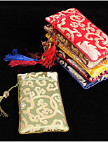 Riches And Honour Flowers Pen Bag