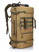 50 L Заплечный рюкзак / Путешествия Вещевой / рюкзак Отдыхитуризм / Восхождение На открытом воздухеВодонепроницаемый / Пригодно для