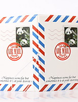 Travel Passport Holder & ID Holder Waterproof / Dust Proof / Portable Travel Storage PVC The Panda Envelope