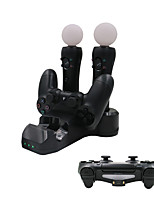 4 IN 1 Charging Station for PS4 Game Controller/PS Move/PS VR Controller