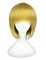 Shingeki no Kyojin-Armin Arlart Gold  12inch Cosplay Wig CS-085A
