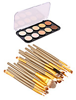 Concealer/ContourMakeup Brushes Wet Face Long Lasting / Concealer / Other China Others