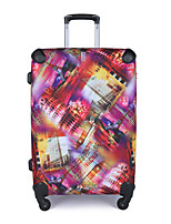 Unisex PVC / Polyester Casual Luggage