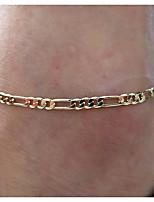 matériau cheville / bracelet en forme de matériau caractéristique montré quantité de bijoux 2.anklet / bracelet matériel de matériau