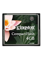 Кингстон 4 Гб CompactFlash Kingston 133X