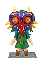Action Figures Inspired by The Legend of Zelda Link Anime Cosplay Accessories Figure Green PVC