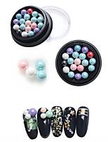 1pcs Nagel-Kunst-Dekoration Strassperlen Make-up kosmetische Nail Art Design