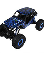 hb - P1001 2,4 g 4WD carro 1 10 rali - azul