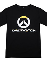 Cosplay Suits Inspired by Overwatch Cosplay Accessories Shirt  Cotton Unisex