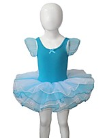 Ballet Dresses Women's / Children's Performance Cotton / Tulle / Lycra 1 Piece Tutus