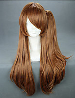Anime Nibutani Shinka  in Chuunibyou Demo Koi Ga Shitai Long Wavy Cosplay Wig with 1 Ponytail