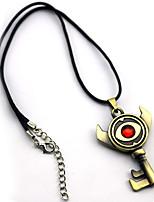 Mehre Accessoires Inspiriert von The Legend of Zelda Link Anime Cosplay Accessoires Halsketten Gold Legierung