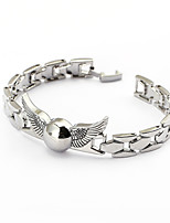 Inspired by Magic Harry/Magic Potter Anime Cosplay Accessories Bracelet Silver Alloy