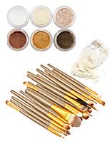 Sombra para OlhosPincéis de Maquiagem Molhado Olhos Gloss Colorido / Longa Duração / Outro China Outro