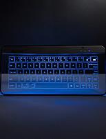 Бастрон беспроводная Bluetooth-клавиатура прозрачное стекло с функцией жестов мыши коврика