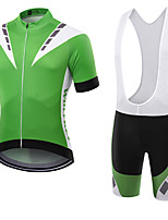WOLFKEI Summer Cycling Jersey Short Sleeves BIB Shorts Ropa Ciclismo Cycling Clothing Suits #29