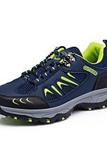 Sneakers Hiking Shoes Mountaineer Shoes Men's Anti-Slip Anti-Shake/Damping Wearable Breathable Sweat-Wicking Outdoor Low-TopBreathable