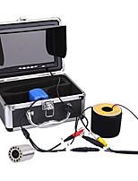 Ferramentas de pesca Impermeável CE / RoHs Portátil LED Branca Ligar/Desligar Sem Fios 18650 Plástico Duro Preto
