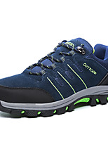 Sneakers Hiking Shoes Mountaineer Shoes Men's Anti-Slip Anti-Shake/Damping Massage Wearable Breathable Sweat-Wicking Outdoor Low-Top
