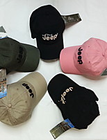 Cap Baseball Cap Cap Outdoor Sports Leisure Boom Breathable / Comfortable  BaseballSports Washing Cotton Mill Edge