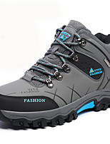 Sneakers Men's Anti-Slip Wearable Outdoor High-Top Breathable Mesh Climbing Hiking