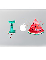 I Love To Eat Watermelon Decorative Skin Sticker for MacBook Air/Pro/Pro with Retina