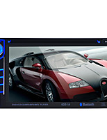 6.2 Inch Car monitor TFT LCD Screen HD Digital Color Car Rear View Monitor Support VCD / DVD