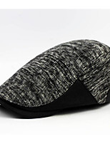 Unisex Knitwear Beret Hat,Casual Fall