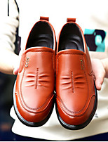 Men's Oxfords Others Microfibre Casual Brown / Red