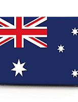 drapeau de l'australie motif macbook boîtier de l'ordinateur pour macbook air11 / 13 pro13 / 15 pro avec retina13 / 15 macbook12