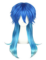 Dramatical Murder Blue Mixed 24inch Cosplay Wig CS-082A