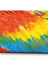 Colored Feathers Pattern MacBook Computer Case For MacBook Air11/13 Pro13/15 Pro with Retina13/15 MacBook12