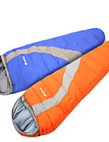 Sleeping Bag Slumber Bag Single 10 Hollow Cotton 1000g 180X30 Hiking / Camping / Traveling / Outdoor / IndoorRain-Proof / Foldable /