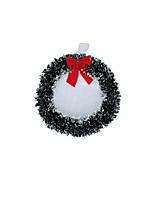примечание - два пакета продано за белое Рождество поставляет рождественские украшения