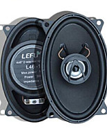 lEFU Tone Head Car Audio Modified Car Speaker Set 4x6-Inch Coaxial Pair L4.6-1